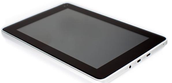 7 Zoll Display beim Mediapad von Huawei