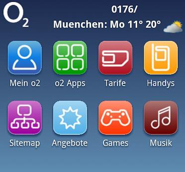 O2 mit neuer mobiler Webseite