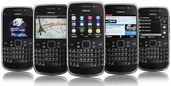 Nokia E6 Smartphone ab heute erhältlich