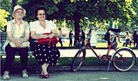 Senioren und moderne Technik