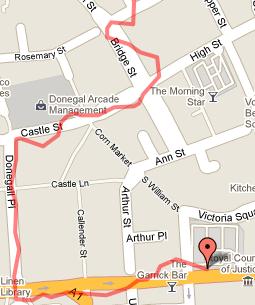 Fehlerhafte GPS-Messung
