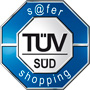TÜV geprüfte Shopping Sicherheit bei Sparhandy.de