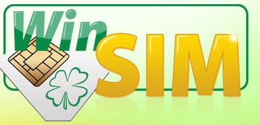 WinSIM - Kostenloser Prepaidtarif mit Gewinnchance auf 10.000 Euro