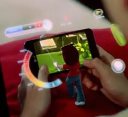 LG Optimus 3D Spiele von Gameloft