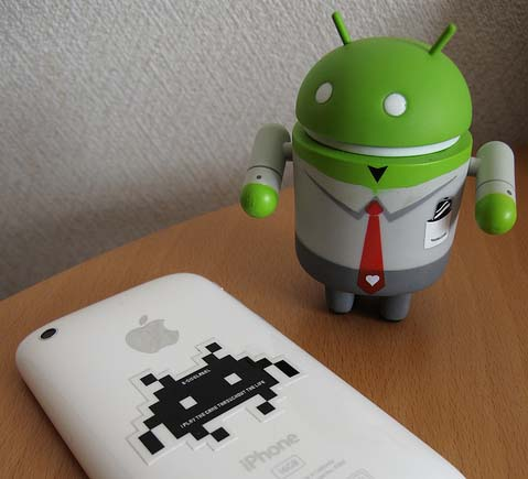 Nexus gegen iPhone 5 - Direkte Heads up?