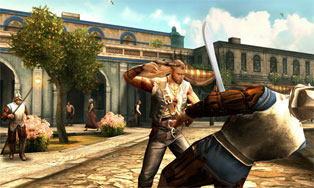 BackStab HD für Android