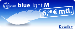 O2 Blue light M Handytarif