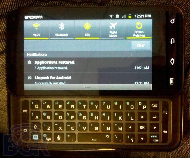 Es kommt wirklich: Galaxy S2 bei AT&T mit Hardwaretastatur