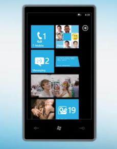 Windows Phone 7 Mango: Neue Benachrichtigungsfunktion für die Kontakte