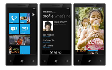 Windows Phone 7 Mango