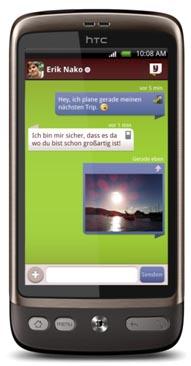 """Yuilop App - Kostenlos SMS versenden Dank """"Energier"""""""