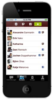 yuilop für das iPhone und den iPod touch
