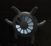 Eines der Buffer-Monster