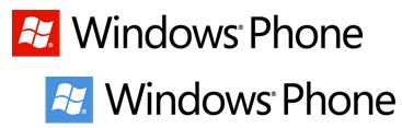 Microsoft mit neuem Windows Phone 7 Logo