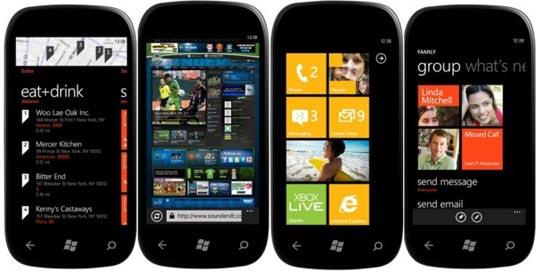 Windows Phone 7 - Arbeitet MS schon an einerm weiteren Update namens Tango?