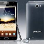 Galaxy Note von Samsung