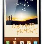 Mit Stylus - Das Samsung Galaxy Note