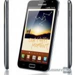 Das Samsung Galaxy Note
